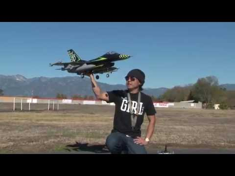 F-16 Falcon 360 Degree Thrust Vector JET Flight REVIEW! in HD!