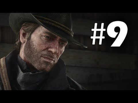 Red Dead Redemption 2 Part 9 - Sean - Gameplay Walkthrough (RDR2) PS4