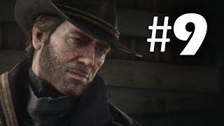 Red Dead Redemption 2 Part 9 - Sean - Gameplay Walkthrough (RDR2) PS4