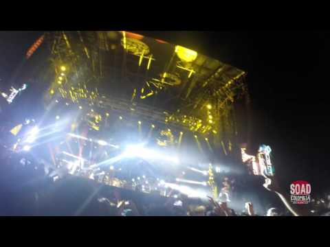 System of a Down - Live Bogotá Colombia Completo Full - 3/10/15