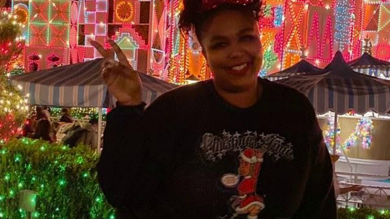 Lizzo sports a big smile as she heads to Disneyland    after leading the 2020 Grammy