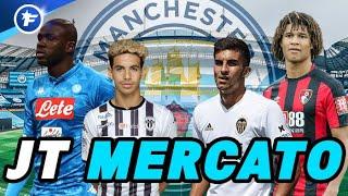 Manchester City sort le chéquier à tout-va |  Journal du Mercato
