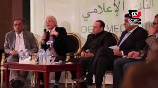 «الإعلام المصري إلي أين؟».. ندوة لـ«لنادي الإعلامي» لمناقشة تطورات المهنة