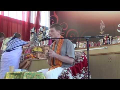 Бхагавад Гита 4.39 - Дамодара прабху