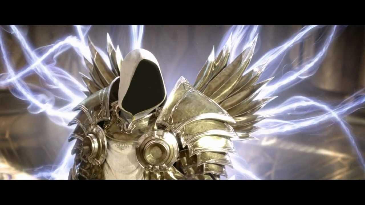 Diablo Hd Wallpaper Diablo 3 Tyrael S Sacrifice Cutscene Hd 1080p Youtube
