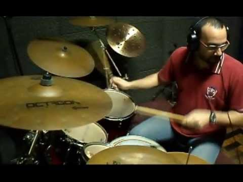 THE GET ALONG GANG (A Nossa Turma) Drums Cover - Luiger Lima