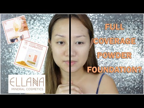 ELLANA MINERAL COSMETICS FIRST IMPRESSION + REVIEW | ♡ Shen Asidor