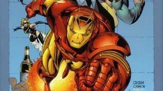 "Comic Review | Iron Man Vol 3 #7 - 10 ""Revenge of the Mandarin"""