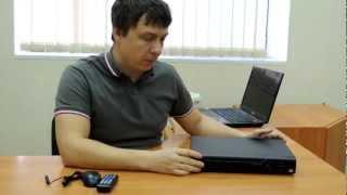 Відеоогляд аналогових реєстраторів DVR 3104-3108-3116E