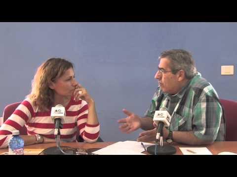 Agenda Informativa 2015: Entrevista a Rosa Bella Cabrera Noda
