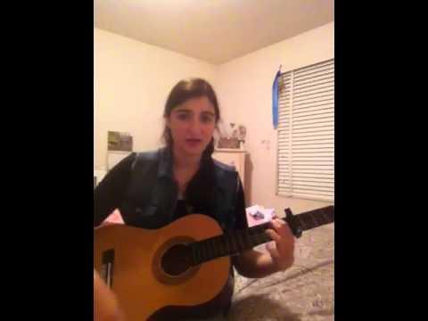 Samson Regina Spektor guitar cover