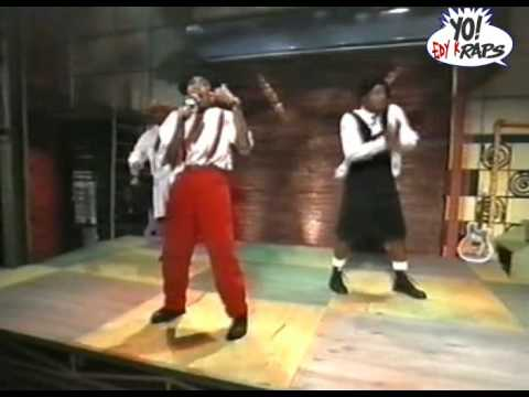 MC Lyte - When In Love (Live) @ Yo MTV Raps 1991 (HQ)