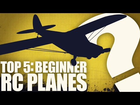 Top 5: Best First RC Planes - YouTube