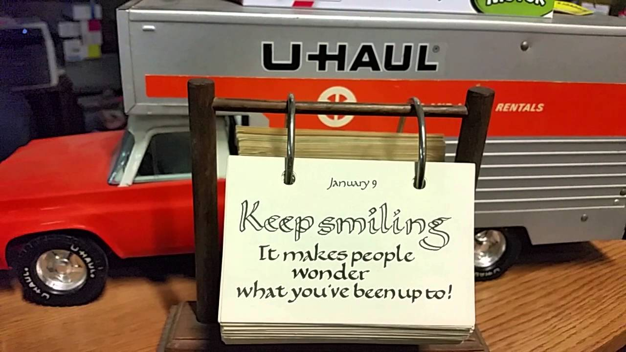 U Haul Quote Inspirational Quotes Today From Asheville Uhaul  Youtube