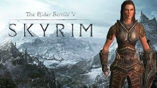 Skyrim - Лидия десантируется