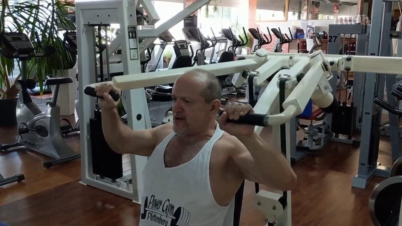 Mein Training am 23-08-2019 Power Gym Plettenberg - YouTube