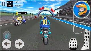 Bike Race Game - Real Bike Racing - Gameplay Android & iOS free game