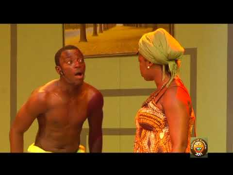 Sarkodie in Gallery of Comedies at the National Theater Ghana PART 2
