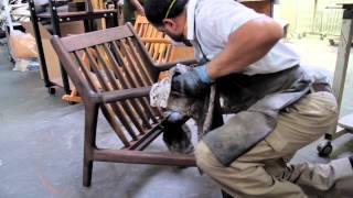 Eisenhower Chair - By Thrive Furniture