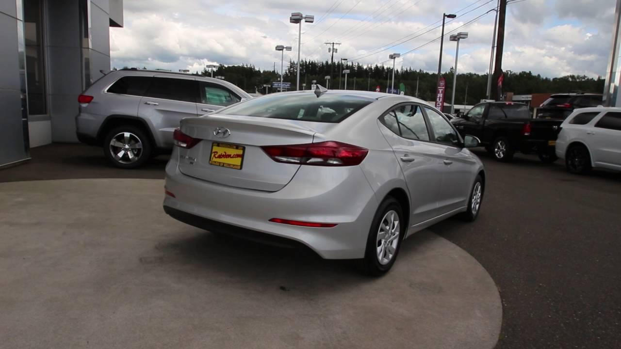 Elantra 2017 Silver >> 2017 Hyundai Elantra Se Symphony Silver Hh071064 Mt Vernon
