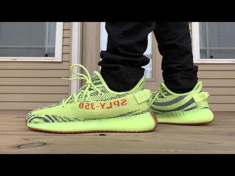 Adidas Yeezy Boost 250 V2 Semi Frozen