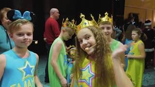 """ТАЛАНТ ГРУПП - мюзикл """"Новогодние приключения в Диснейленде""""  клип"""