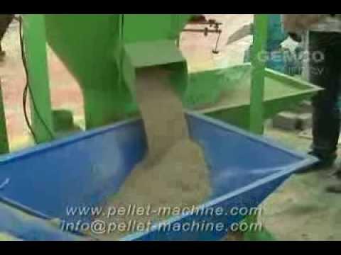 ZLSP230B Straw Pellet Mill