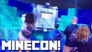 Minecon 2016 Vlog Day 1! My Mom Is Here?!?!