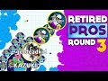 AGAR.IO // PLAYING WITH RETIRED LEGEND CLAN MEMBERS AND FRIENDS