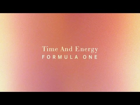 Time And Energy - Formula One (StoopDown Cut)