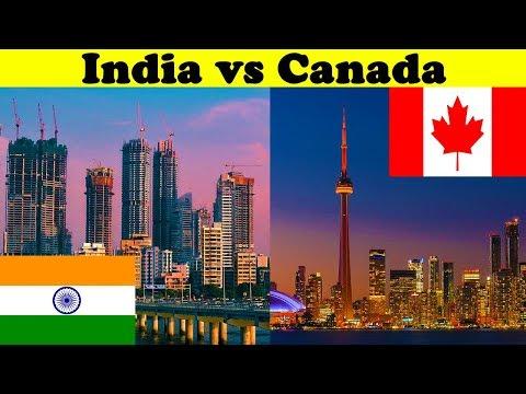 India vs Canada : Country Comparison (2018)