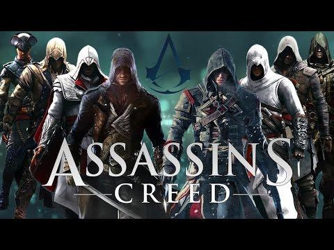 Assassins Creed ►► ВСЕ ТРЕЙЛЕРЫ