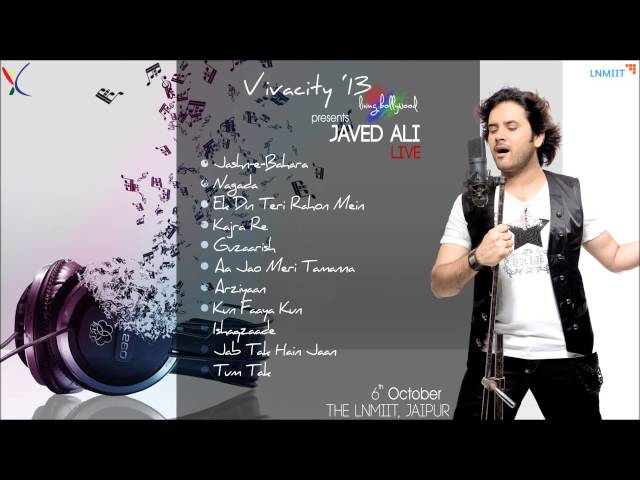 Javed Ali- Jukebox Travel Video