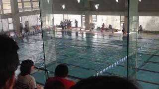 2017 室内選手権 女子400m個人メドレー 大橋悠依 検索動画 4