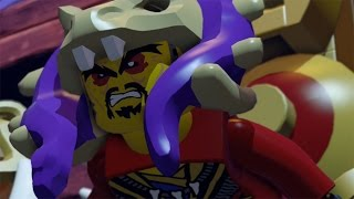 LEGO Dimensions (PS4) - Walkthrough Part 4: LEGO Ninjago! (Elements of Surprise)