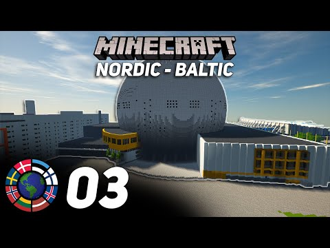 The Ericsson Globe, Finland and more! | Nordic-Baltic BTE Sh