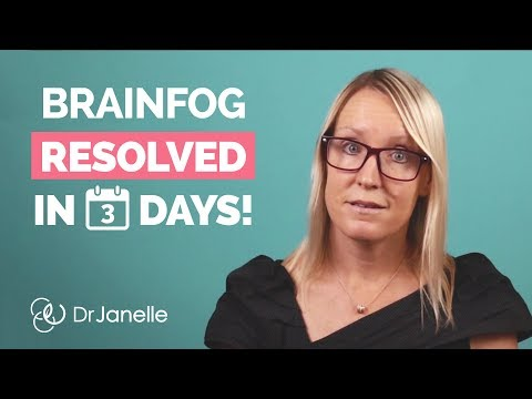 BRAIN FOG Depression And Gut Health | Treat The Root Cause Not The Symptom
