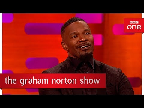 Jamie Foxx's early encounter with Kanye West  - The Graham Norton Show: 2017 - BBC One