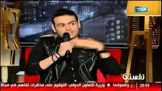 بالفيديو.. أحمد زكريا يقلد عادل أدهم ومحمد منير