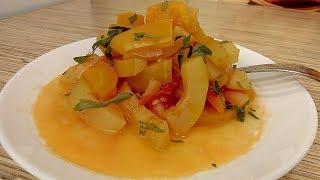 Овощное Рагу с Кабачками - Вкуснейший Лёгкий Гарнир!