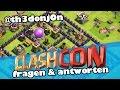 Clash of Clans deutsch I ClashCon15 AskDon DJ