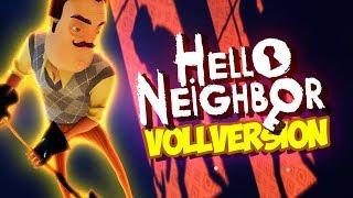 HELLO NEIGHBOR #02 - Schaufelt.. er.. ein Grab? ● Let's Play Hello Neighbor