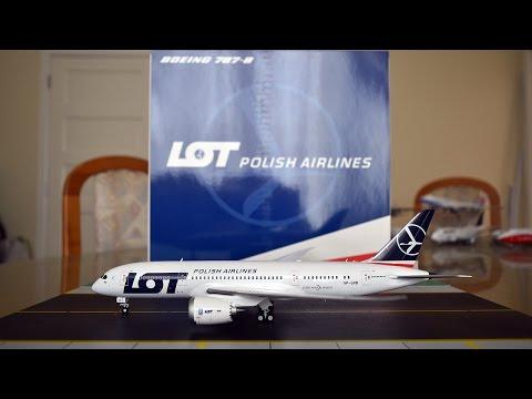 JC Wings 1:200 Boeing 787-800 Dreamliner Tui fly