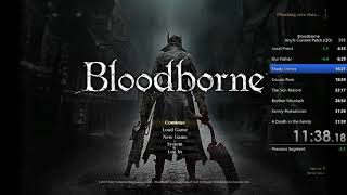 Bloodborne Speedrun | Any% (Current Patch) in 29:06 IGT (31:44 RTA) [World Record]