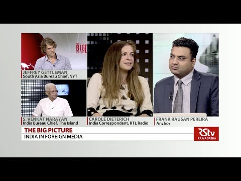 The Big Picture – India in Foreign Media