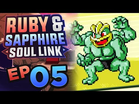 THE SEAFOOD DIET | Pokemon Ruby & Sapphire Soul Link - EP05