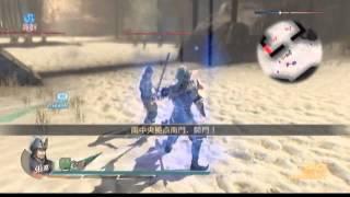 【PS4】真・三國無双7 with 猛将伝 魏伝「白狼山の戦い」張遼