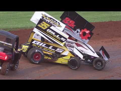 5 4 18 305 Racesaver Sprints Heat 2 Bloomington Speedway