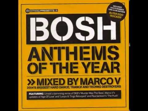 Bosh Anthems Of The Year - Mixed by Marco V (HD)