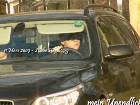 Georg, Gustav und Tom in Hamburg (studio) - 11.03.2009